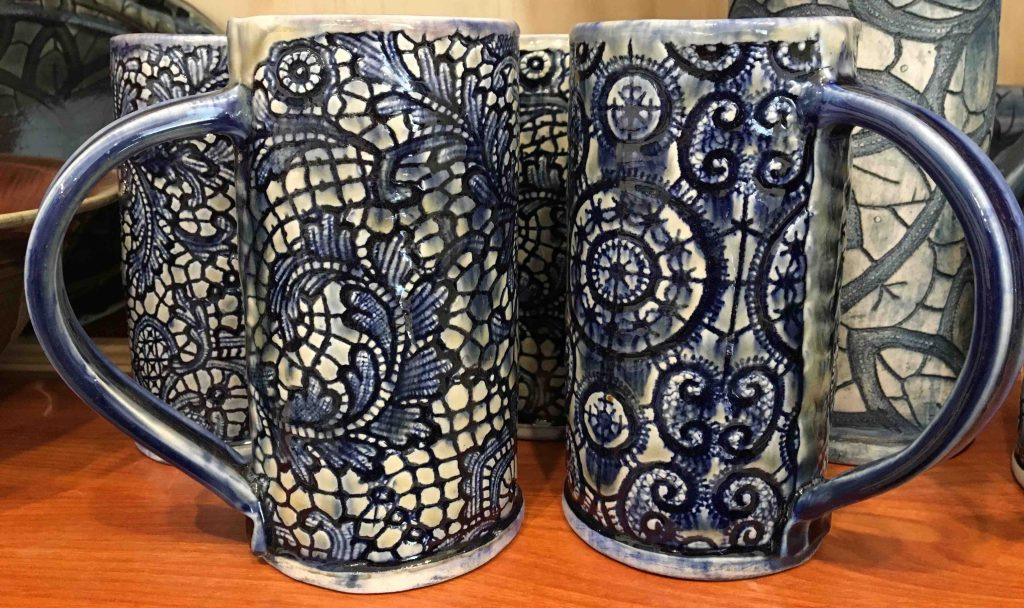 Stanley Lake pottery