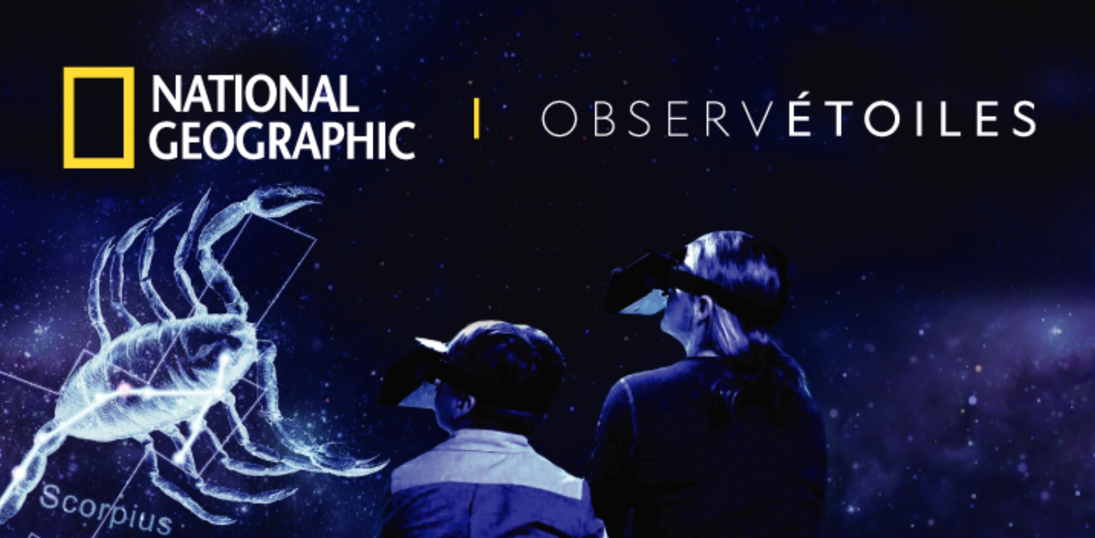 National Geographic OBSERVÉTOILES