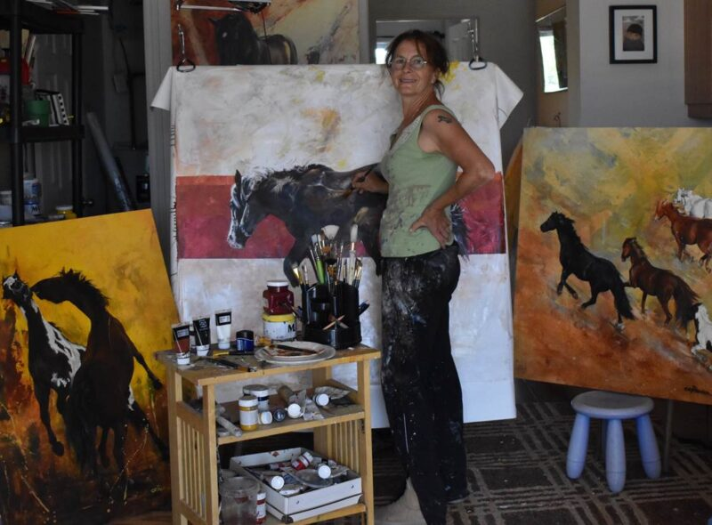 Artist Workshop Cristiane Pravaz